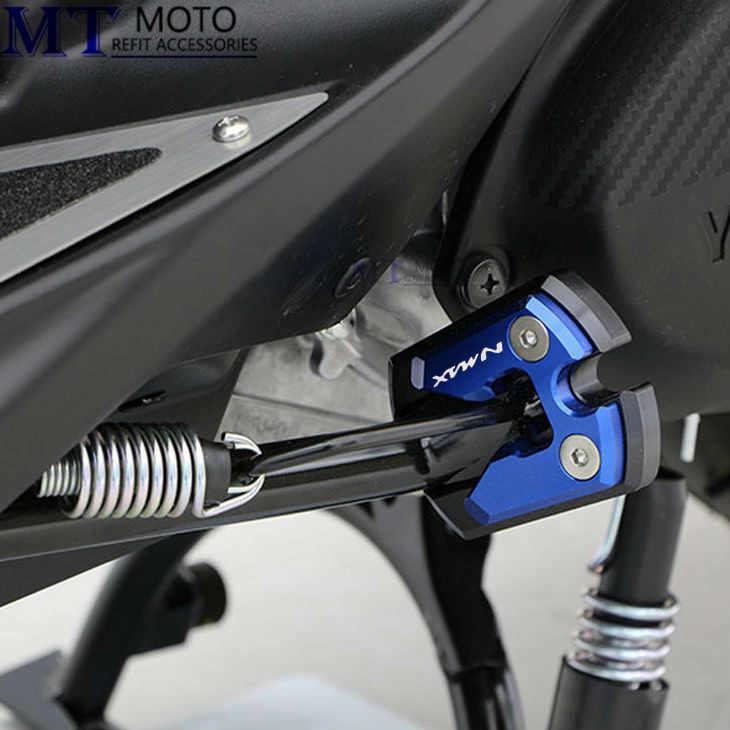 Pour YAMAHA NMAX 155 N-MAX 155 NMAX155 NMAX 125 2015-2018 accessoires de Scooter béquille support d'extension de support