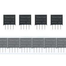 1 adet B0505S-1W 5V için 5V dönüştürücü DC DC güç modülü dönüştürücü 1000VDC izolasyon