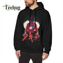 Mens Fashion Flat AKIRA hoodies Popular 100% Cotton Long Sleeve Casual 3D Print For Boy