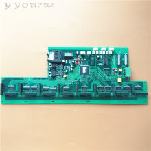 溶剤プリンタフェートンチャレンジャー無限大セイコーキャリッジ基板 8 h sii フロントメインボードのバージョン 3.0 SPT510 ヘッド FY 3206 1pc