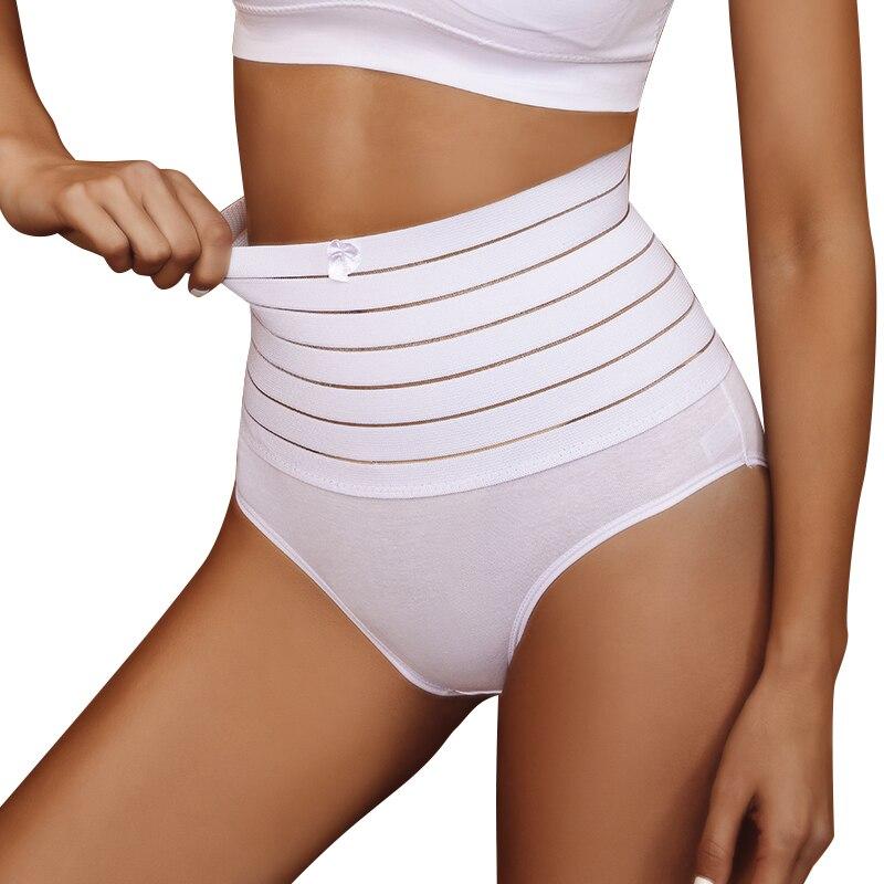 Mutandine modellanti a vita alta da donna Shaper traspirante per il corpo nuovo intimo dimagrante pancia Butt Lifter mutandine senza cuciture Shaperwear 1