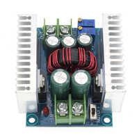 300W 20A DC-DC Buck Converter Step Imbottiture Modulo Corrente Costante LED di Alimentazione del Driver di Passo Imbottiture Modulo di Tensione Condensatore Elettrolitico