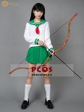 Женский костюм для косплея в наличии разные размеры inuyasha