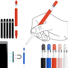 Cover Stylus Magnetic-Grip-Holder Pencil-Ipencil Apple Soft-Silicone Pen-Accessories