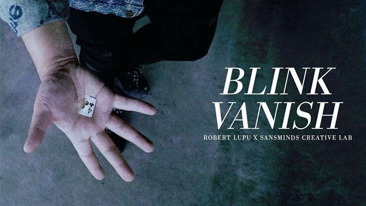 Blink Vanish By SansMinds , Magic Instruction,Magic Trick