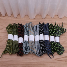 Round Shoelace Suitable For Climbing Boot Outdoor Shoes Anti Slip Overstriking