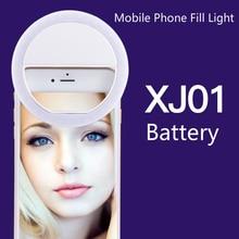 Cep telefonu ek ışık LED yüzük ek işık artefakt güzellik cep telefonu zamanlayıcı ışıkları canlı Photoflash