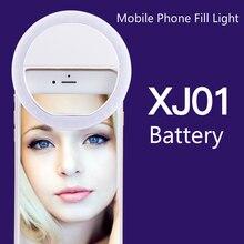 Mobiele Telefoon Aanvullende Licht Led Ring Aanvullende Licht Artefact Schoonheid Mobiele Telefoon Zelfontspanner Verlichting Live Photoflash