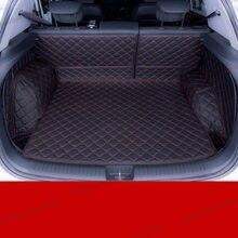 Коврик для багажника автомобиля из волоконной кожи lsrtw2017