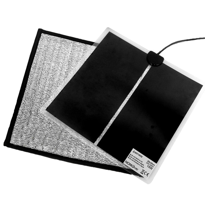 Reptile Reflective Film For Brooder Incubator Pet Animals Heater Heating Pad Mat RXJB
