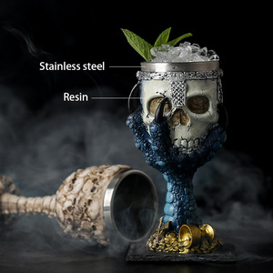 Image 2 - Готический кубок с черепом