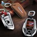 Airspeed автомобильный чехол для ключей Чехол для BMW F22 F30 F36 F10 F13 F01 F25 F26 F15 F16 F48 F39 G30 G11 G05 G01 G02 аксессуары