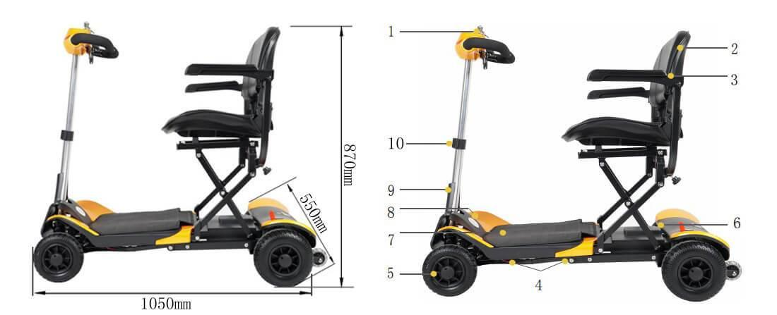 4wheel-folding-mobility-electric-scooter