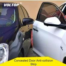 5m Auto Tür Stoßstange Schutz Streifen Auto Dekoration Innen Linie Mädchen Auto Zubehör Auto Anhänger Dashboard Ornamente