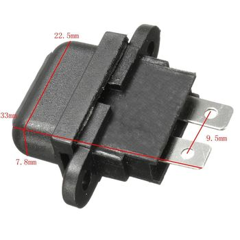 5x Vehicle 30A Amp Auto Blade Standard Fuse Holder Box Car Boat Truck & Cover image
