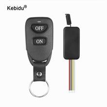 Kebidu 433 MHz trasmettitore RF modulo relè ricevitore interruttore Wireless telecomando 3.6V 12V e 433 MHz Controller per luce