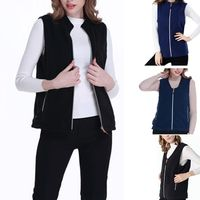 Unisex USB Infrared Heating Vest Coat Men Women Outdoor Winter Electric 3 Level Heated Jacket Adjsutable Temprerature Waistcoat