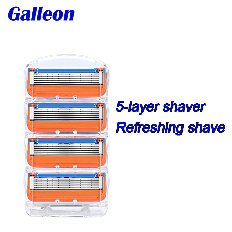 Galleon Store High-quality Professional Men's Shavers 5-layer Household Shavers, Men's Facial Shavers Factory Direct Sales