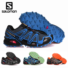 Salomon Speedcross 3 Sport Outdoor Zapatillas Shoes Athletic speed cross 3 men Fencing Breathable male Sneakers EUR 40-46