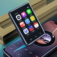 RUIZU D66 Bluetooth 5.0 MP4 player Built in Speaker 2.8 inch Touch Screen 16GB/32GB With FM Radio Recording E Book Video Clock