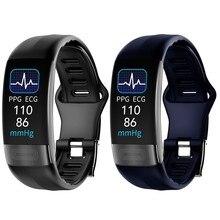 Смарт-часы P11 Plus ECG С Пульсометром