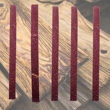 10 шт. 330*10 мм шлифовальные ленты зернистость шлифовальный станок ленточный шлифовальный станок шлифовальный и полировальный Замена для угловых шлифовальных машин