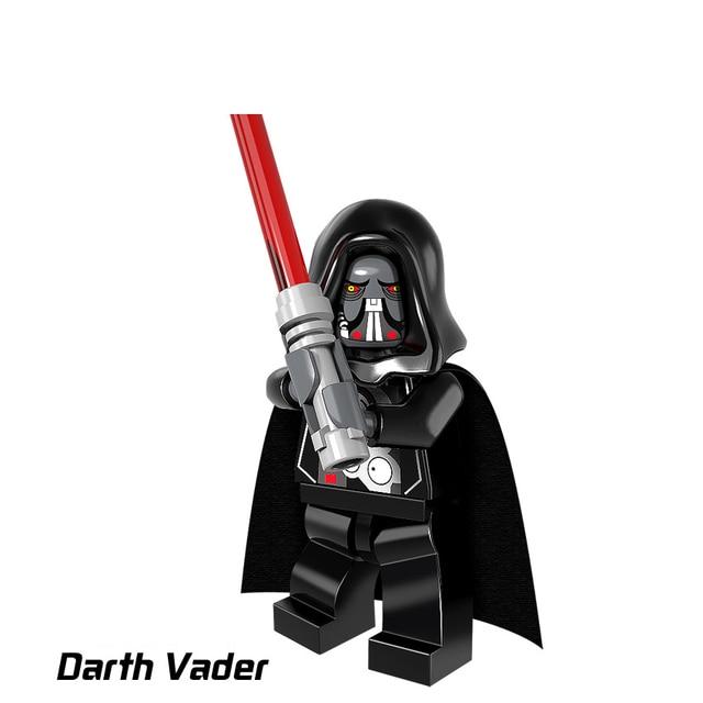 Starwars  Maul Revan Dooku Sidious Figur Figure Darth Vader Maul Sidious Luke Aa