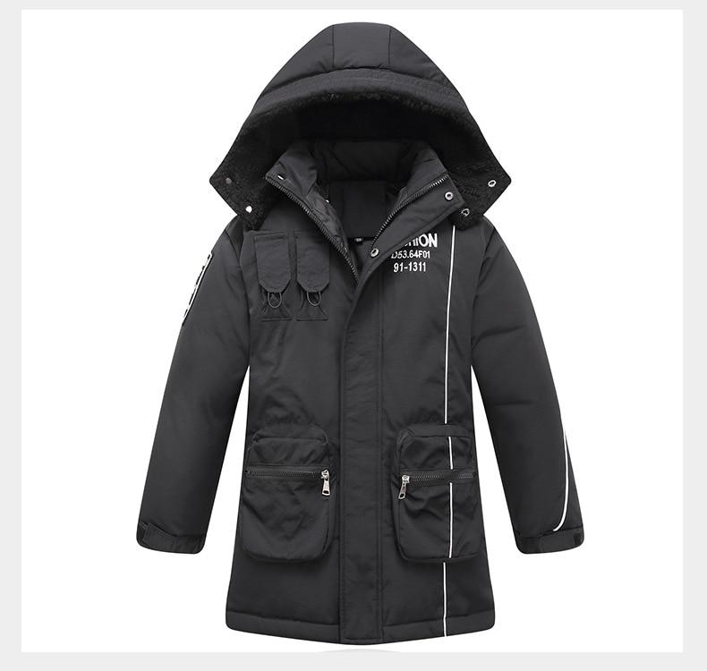 roupas de crianças mais quentes traje de neve de alta qualidade
