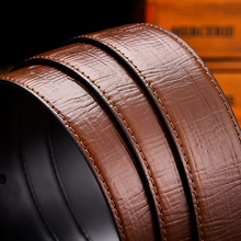 Gents Reversible Genuine Leather Belts