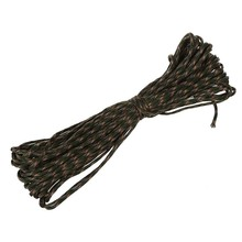 100ft Parachute Cord Paracord 7 Strand Core Survival Rope/Outdoor camping/hiking paracord 550 rope type iii 7 stand 100ft paracord parachute cord outdoor camping survival kit wholesale