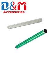 1 Set OPC Drum+Cleaning Blade for Konica Minolta Di250 350 2510 3510 Bizhub 282 362 7728 283 363 423 Drum Wiper blade+Cylinder|Printer Parts| |  -