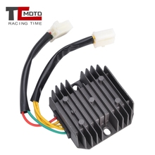 TCMOTO Motorcycle 5 Wires Voltage Regulator Rectifier For Honda CH125 CH150 CN250 Spare Parts