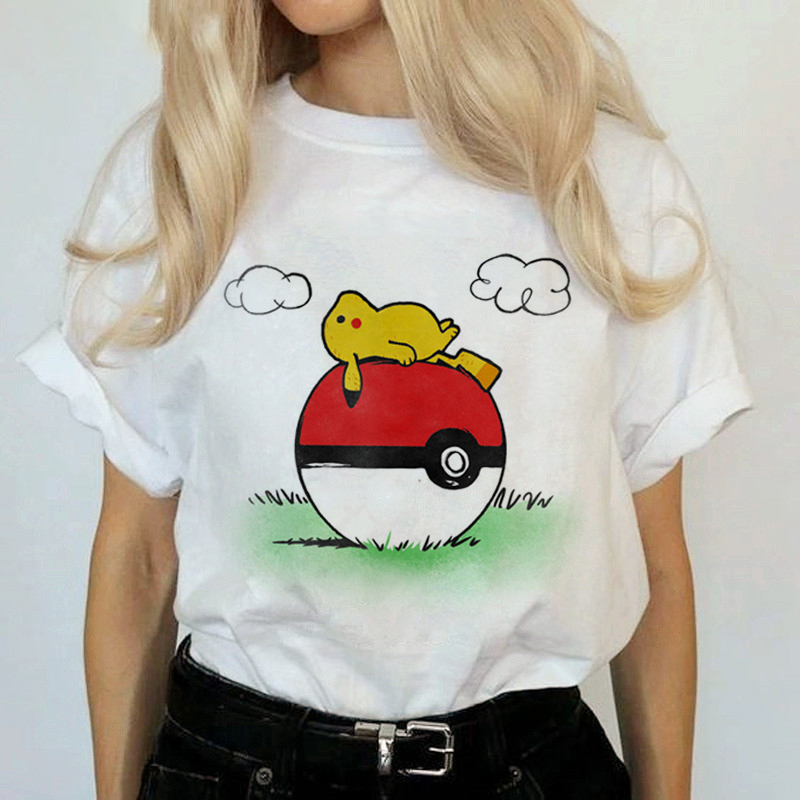 lus-los-kawaii-font-b-pokemon-b-font-pikachu-t-shirt-for-women-tshirts-fashion-summer-casual-tees-anime-cartoon-clothes-cute-costume