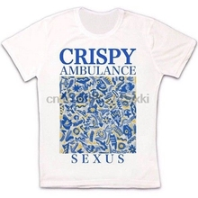 Crujiente ambulancia Sexus Punk Retro Vintage Hipster camiseta Unisex 2066