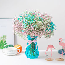 Gypsophila Baby Breath Million Stars Home Wedding Christmas New Year Decoration Customized Natural Plant Preserved Dried Flowers