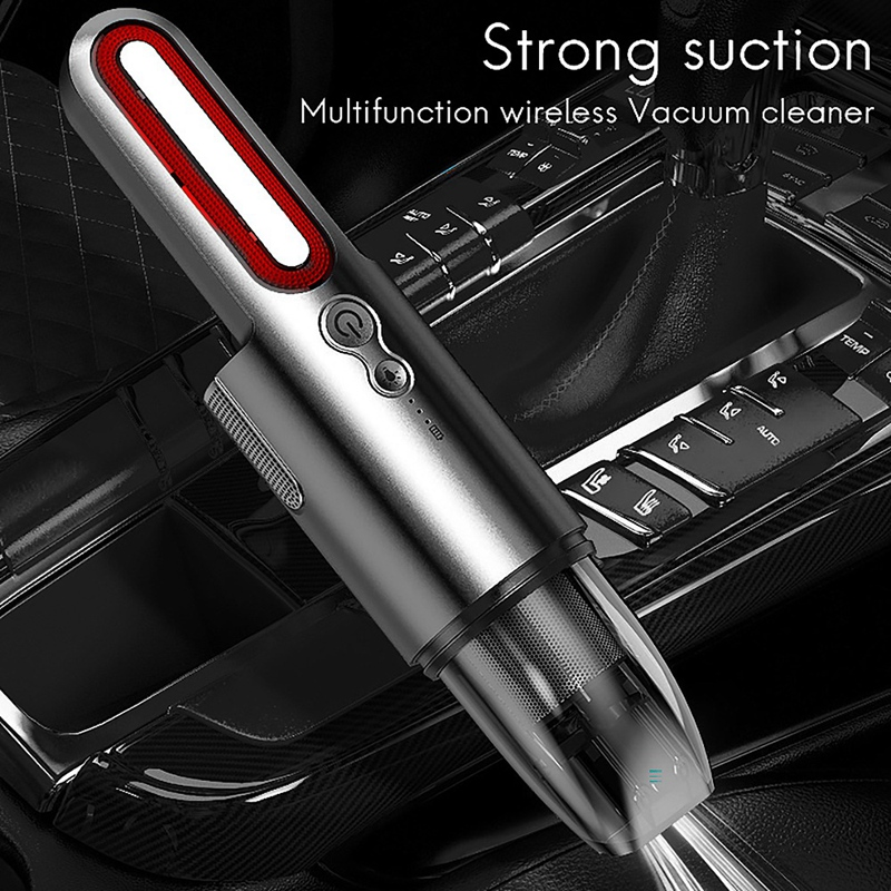 Cordless Handheld Vacuum Car Vacuum Cleaner High Power for Car Cleaning Portable Mini Auto Vacuum Cleaners for Home