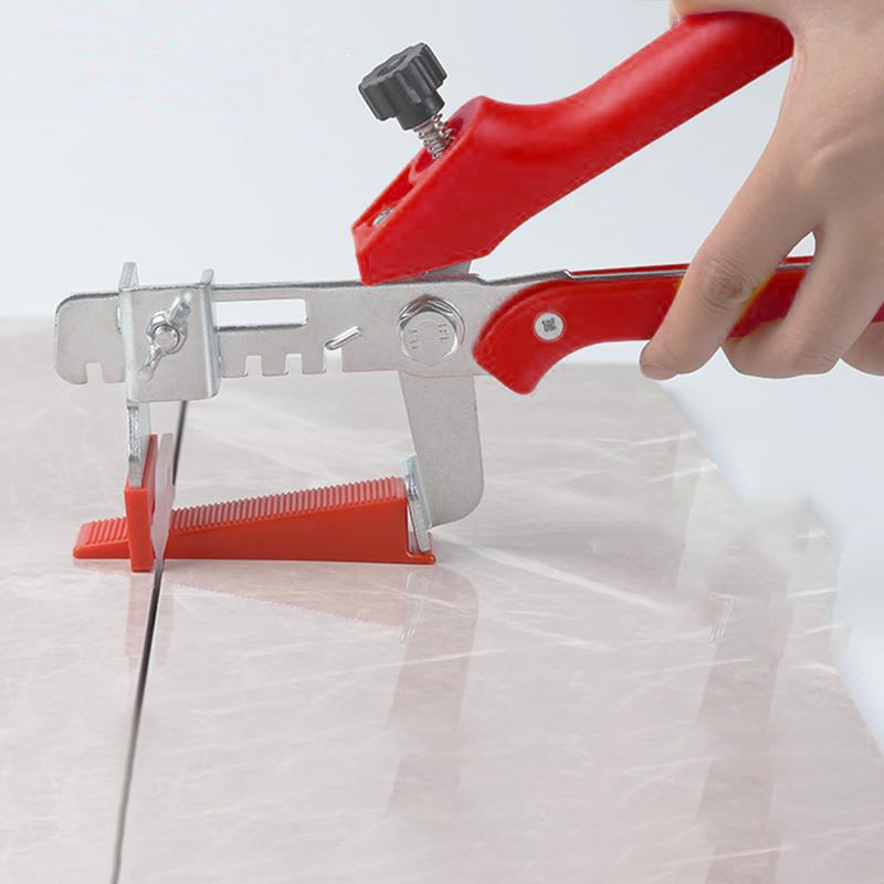 Wall Tile Leveling System Leveler - Wall Tile Paving Locator Tool Clip Spacers Plier Floor Installation Tiles Alignment Tools