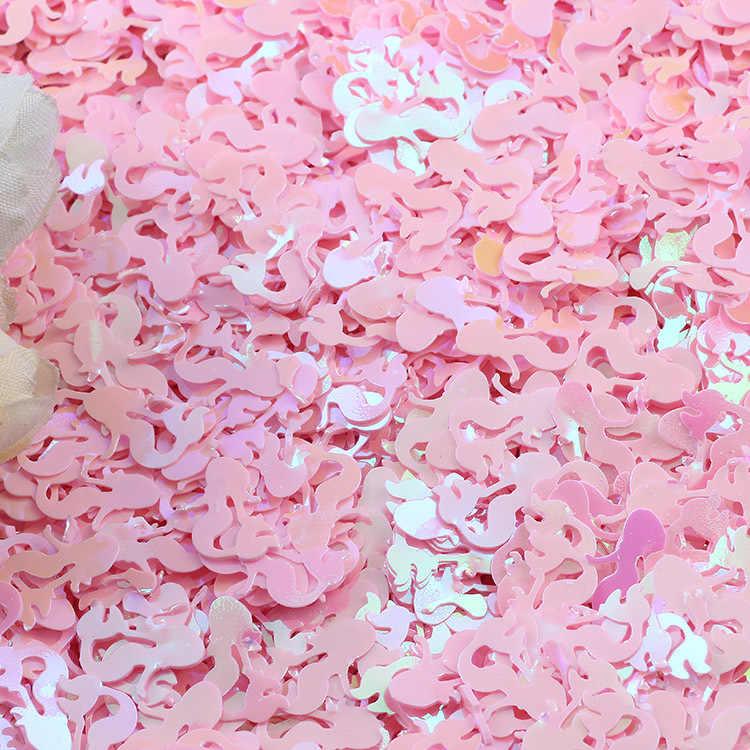 Kolorowe 13mm syrenka kształt luźne cekiny Paillettes krawiectwo, kobiety odzież torby, dzieci Craft DIY akcesoria 10/20g