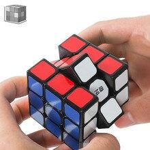 3 Speed Cube Kinderen 5.6 Cm Professionele Magische Kubus Hoge Kwaliteit Rotatie Cubos Magicos Home Games Speelgoed Voor 4 Jaar jarigen Kinderen