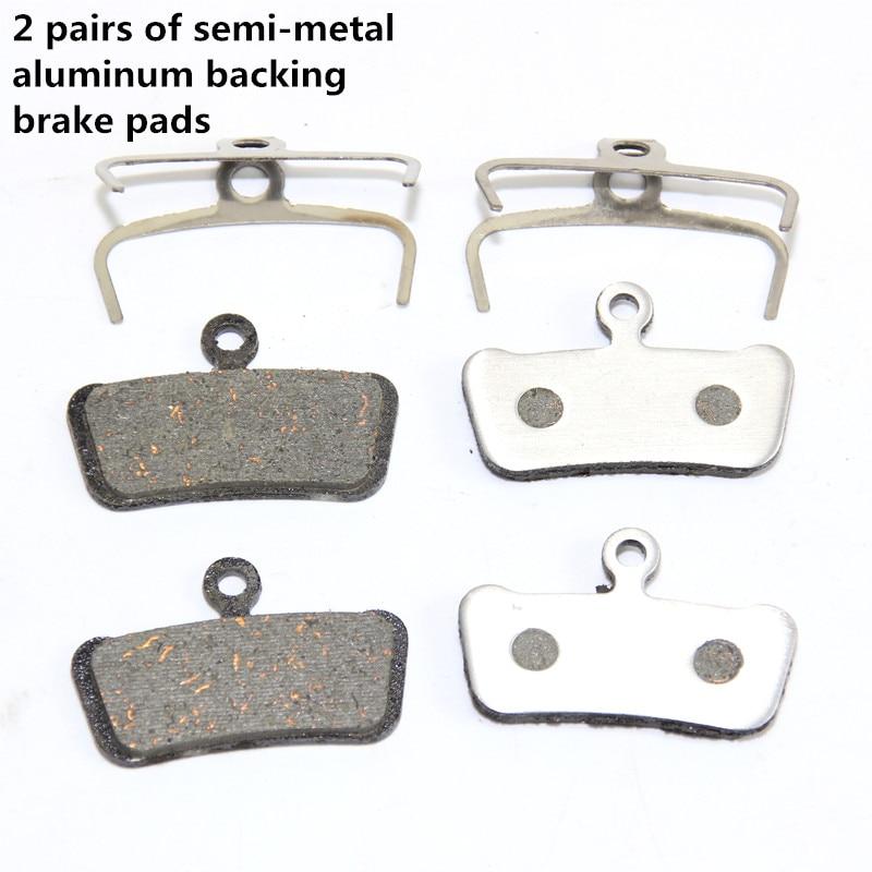 SRAM Guide R RS RSC Ultimate Avid trail Semi Ceramic// Sintered Disc Brake Pads
