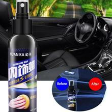 50ML Car Interior Cleaning Tool Multifunction Tire-Wheel Dedicated Refurbishing Agent Cleaner Accessories