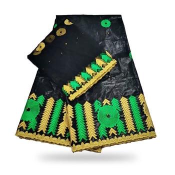 Bazin riche getzner 2020 nouveau beads african bazin fabric african tissu Jacquard brocade fabric B200406