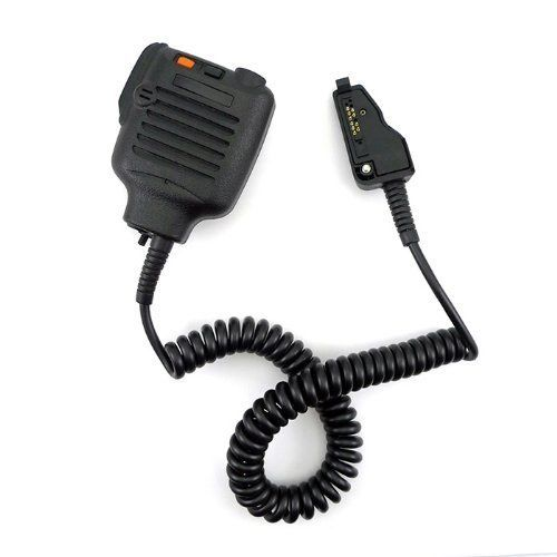 Handheld Shoulder Speaker Mic For Kenwood TK280 TK2140 TK385 TK3140 Radio