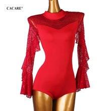 Облегающий костюм из леотарда для платья конкурса бальных танцев;