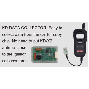 Image 5 - KEYDIY KD جمع البيانات سهلة لجمع البيانات من السيارة ل KD X2 رقاقة مبرمج مفتاح نسخة