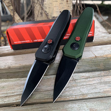 7500 Folding knife aviation aluminum handle Outdoor  Camping Hunting knife 58HRC Kershaw  Carry around knife