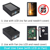 Raspberry Pi 4 Model B   Case   Power Supply   64GB SD Card  Heatsink Optional 3 5 inch Touch Screen   Fan  HDMI Cable for RPI 4 review