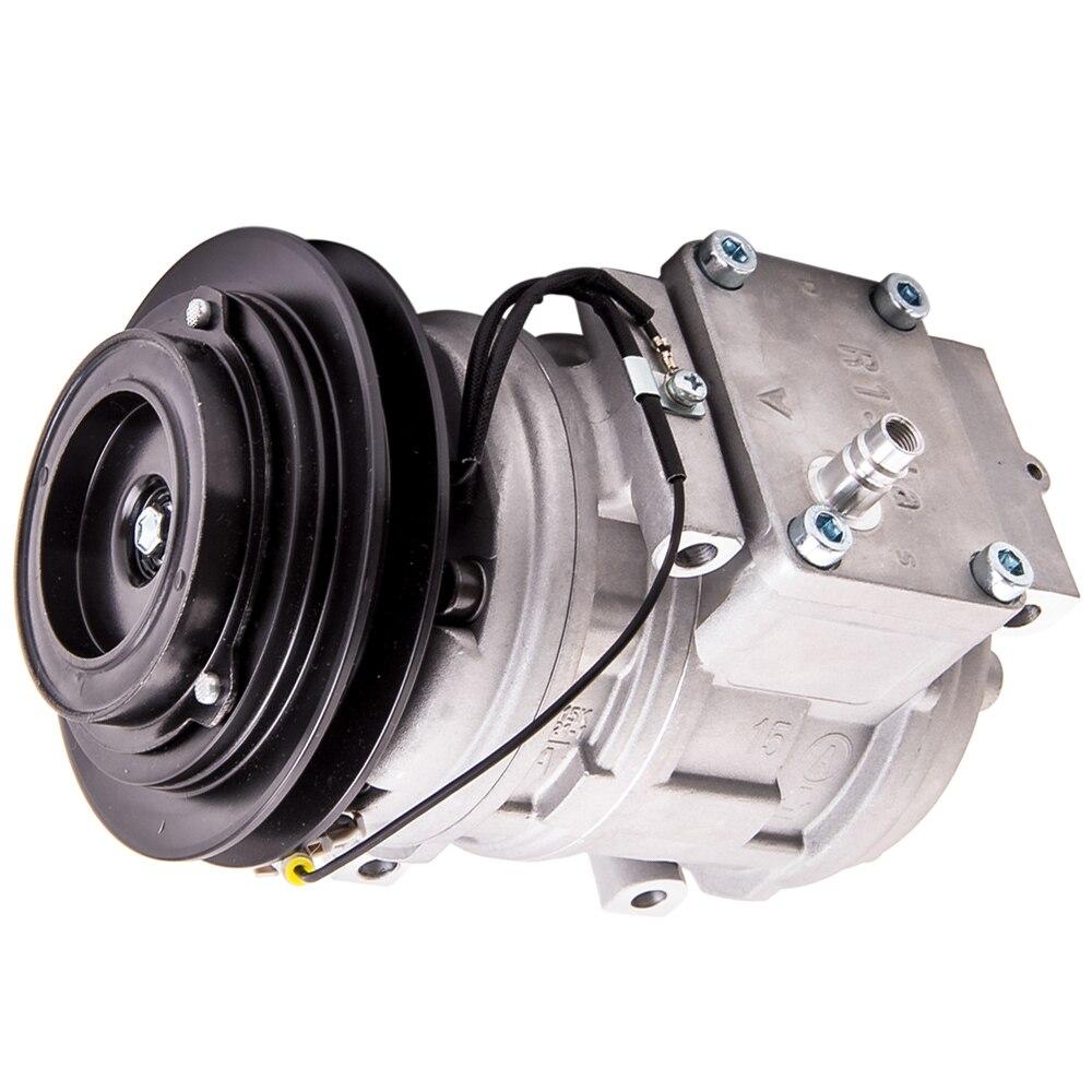 A/C Compresseur de Climatisation Pompe Pour Toyota Landcruiser HDJ80 4.2LD D'air ConAC 10PA15C type