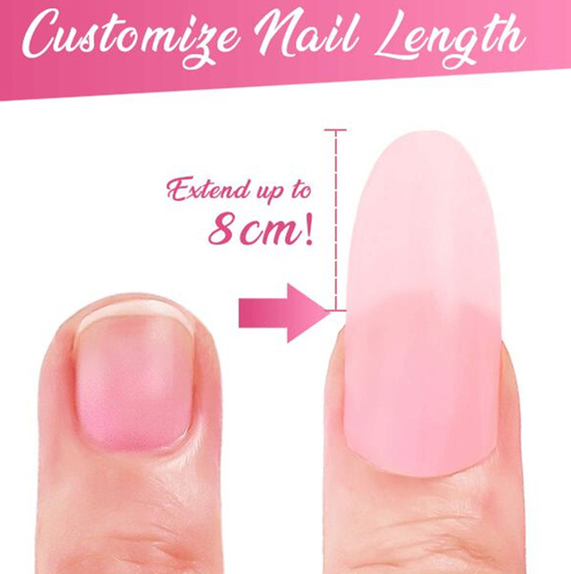 Silk Fibreglass Nail Extension Kit