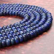 Natural Green Gold Gem 5x8x4x6MM Abacus Bead Spacer Bead Wheel Bead Accessory For Jewelry Making Diy Bracelet Necklace